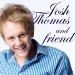 Josh Thomas and Friend